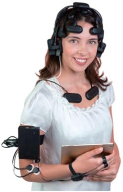 CGX 无线多导联干/ 湿电极 EEG/ERPs 系统