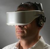 HMD 虚拟现实眼动追踪系统