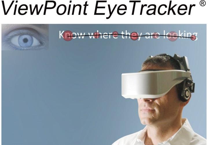 ViewPoint 眼控行为系统